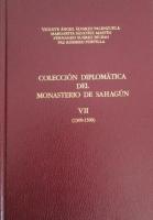 Colección diplomática del Monasterio de Sahagún. VII, (1300-1500)