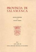 Estudio integrado del territorio comprendido en la hoja Nº 476 (1:50.000; I.G.C.) del N-W salmantino (Sur de Vitigudino)