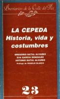 La Cepeda. Historia, vida y costumbres