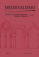 El impulso nobiliario a la expansión del Císter en el reino de León. La parentela de Ponce de Cabrera en los monasterios de Santa María de Moreruela y San Esteban de Nogales