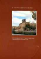 Toponimia de los Valles del Cea, Valderaduey y Sequillo
