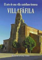 El arte de una villa castellano-leonesa: Villafáfila