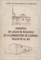 Andavias, un lugar de realengo en la jurisdicción de Zamora