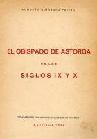El Obispado de Astorga en los siglos IX y X
