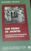 San Pedro de Montes: el dominio de un monasterio benedictino de El Bierzo: (siglos IX al XIII)