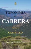 Toponimia de Cabrera: municipio de Castrillo