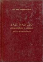 San Mancio: culto, leyenda y reliquias. Ensayo de crítica hagiográfica