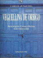 Veguellina de Órbigo: antropología, cultura e historia de un pueblo leonés