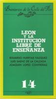 León y la Institución Libre de Enseñanza