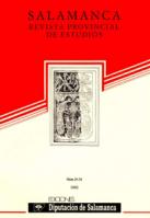 Sobre la construcción de Santa María de la Sede o Catedral Vieja de Salamanca s. XII-XV