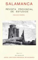 Cruzados salmantinos (Contribución al estudio del discurso legitimador del Movimiento Nacional. Salamanca 1936-1940)