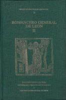 Tradiciones orales leonesas. T.2. Romancero general de León II
