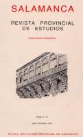 Ritos de propiciación: las plegarias de la lluvia -rogativas- en la provincia de Salamanca