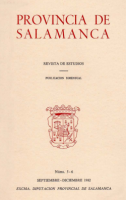 Aspectos geográficos de un municipio salmantino: Sancti Spíritus