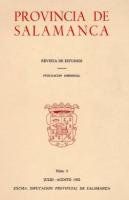 Explotación agraria y formas de vida en los proindivisos salmantinos (II)