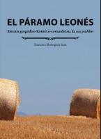 Páramo leonés: síntesis geográfico-histórico-costumbrista de sus pueblos