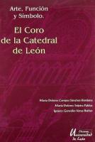 El coro de la Catedral de León: arte, función y símbolo
