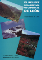 El relieve de la montaña occidental de León