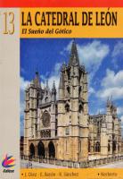 La catedral de León: el sueño del gótico