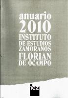 Nuevos hallazgos en el yacimiento de ''El Juncal'' (Villaralbo, Zamora). Notas sobre su funcionalidad, cronología y extensión