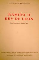 Ramiro II: Rey de León