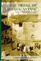 San Miguel de Laciana, antanu: vida y gentes del pueblo