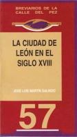 La ciudad de León en el siglo XVIII