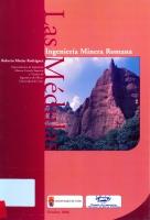 Las Médulas: ingeniería minera romana