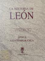 La población leonesa en la Época Contemporánea