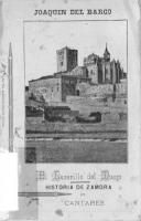 El Lazarillo del Duero: historia de Zamora en cantares