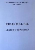 Ribas del Sil. Léxico y toponimia