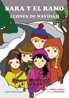 Sara y el ramo leonés de Navidad