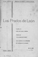 Los prados de León