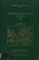 Cuentos tradicionales de León, II
