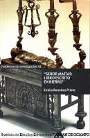 Señor Matías: Libro escrito en hierro