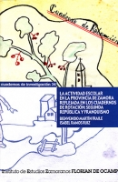 La actividad escolar en la provincia de Zamora reflejada en los cuadernos de rotación: segunda república y franquismo