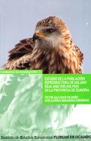 Estudio de la población reproductora de milano real (Milvus milvus) en la provincia de Zamora
