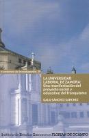 La universidad laboral de Zamora: una manifestación del proyecto social y educativo del franquismo