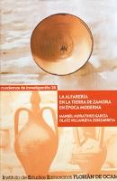 La alfarería en la tierra de Zamora en época moderna