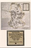 Diccionario histórico-geográfico de la provincia de Zamora según las informaciones obtenidas por el geógrafo real Tomás López 1765-1798
