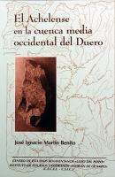El achelense en la cuenca media occidental del Duero