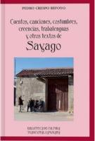 Cuentos, canciones, costumbres, creencias, trabalenguas y otros textos de Sayago