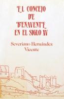 El concejo de Benavente en el siglo XV