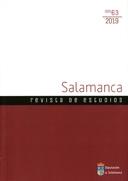 La inserción social de los portugueses en la sociedad salmantina del siglo XVIII a través del matrimonio