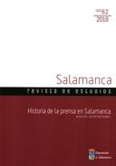 """Reseña del periódico \""""Adelante\"""", publicado en Salamanca de 1860 a 1880, con varias interrupciones"""