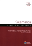 Estudio de la prensa periódica en Béjar: el Semanario Béjar en Madrid